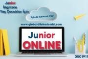 Junıor İngilizce Online ,5-15 yaş arası çocuklar için,Ders başlıyor!